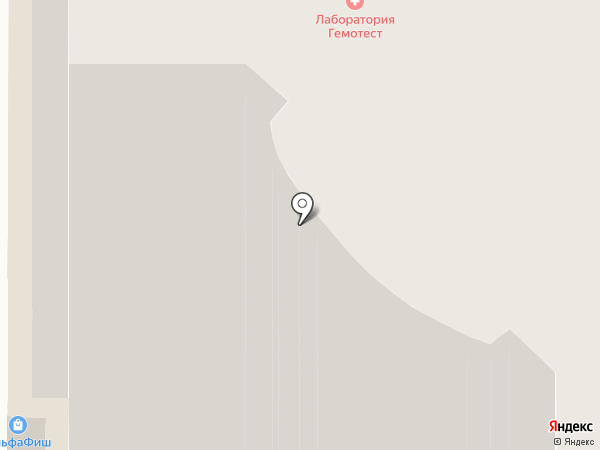 Ивея на карте Магнитогорска