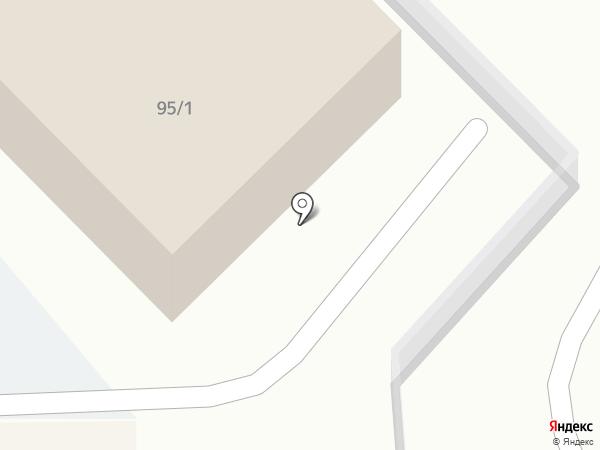 Автостекло BIT STOP на карте Магнитогорска