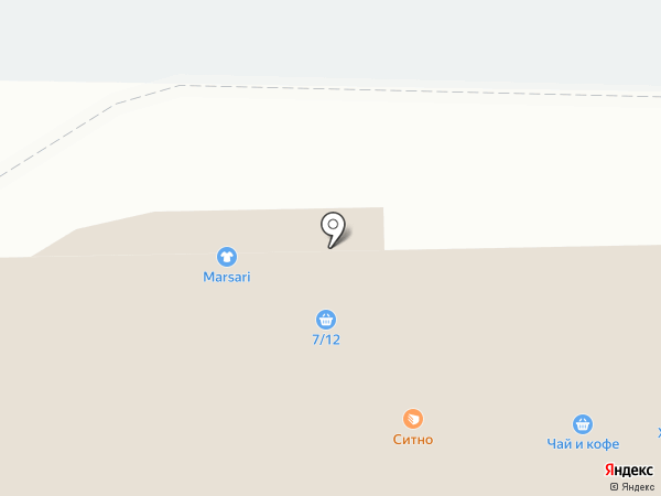 МТС на карте Магнитогорска