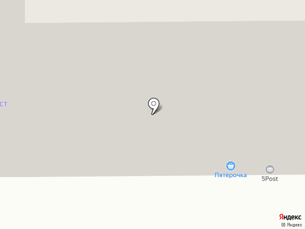Банкомат, АК Барс банк, ПАО на карте Магнитогорска
