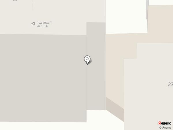 Южный, ТСЖ на карте Магнитогорска