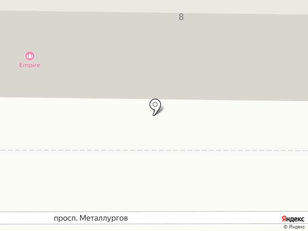 КоммерсанТ на карте Магнитогорска