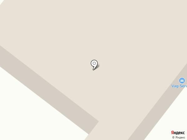 Авангард-Авто на карте Магнитогорска