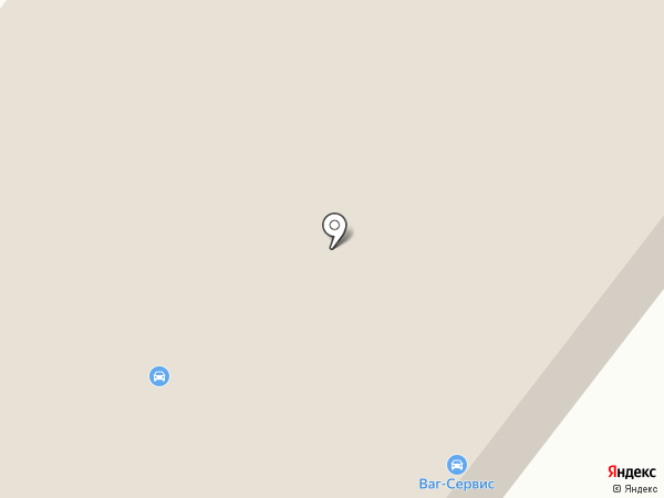 АВТОКОНТАКТ на карте Магнитогорска