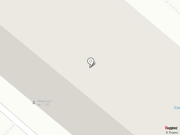 Софтинком-Консультант на карте Магнитогорска