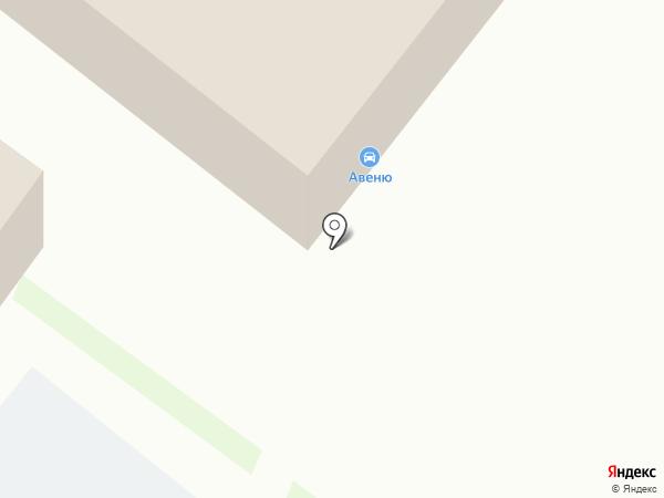 Омега Авто на карте Магнитогорска