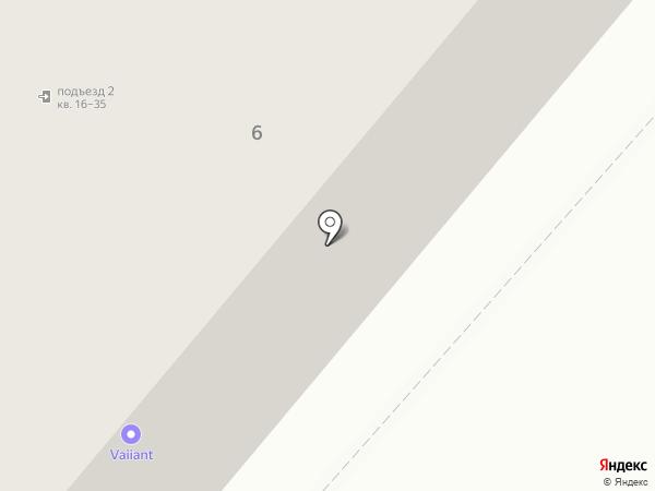 Доплер-Медиа на карте Магнитогорска