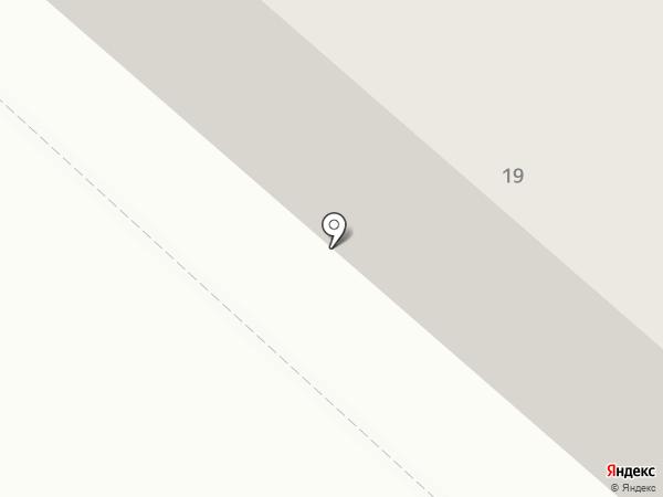 АТЛАНТА на карте Магнитогорска