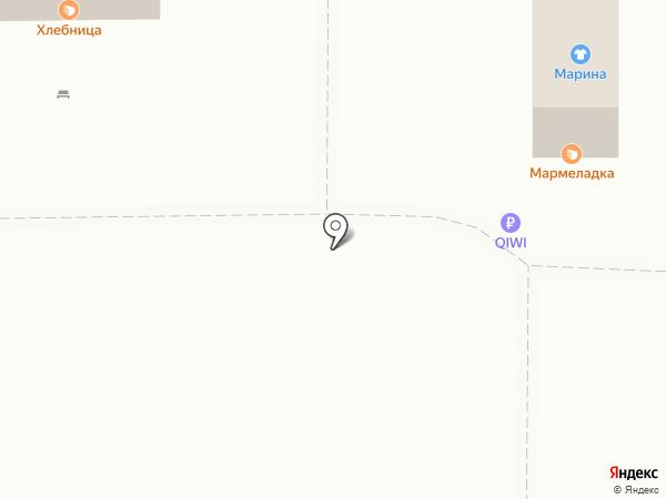 Киоск по изготовлению ключей на карте Магнитогорска