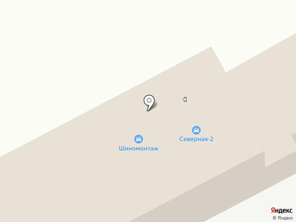 Korpan Servise на карте Магнитогорска