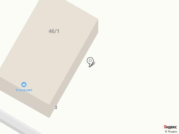 Угона.Нет на карте Магнитогорска