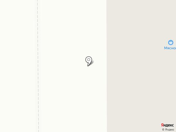 Саяпина на карте Магнитогорска