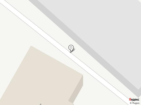 Автосервис на карте Магнитогорска