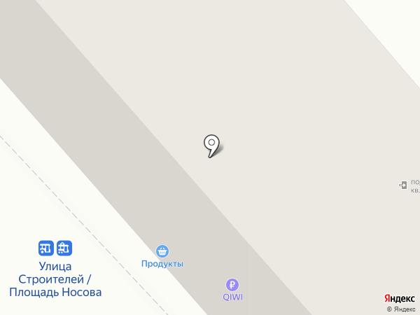 Марафон на карте Магнитогорска