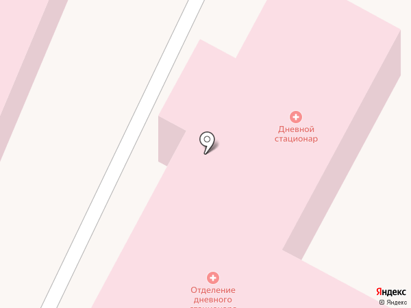 Областная психоневрологическая больница №5 на карте Магнитогорска