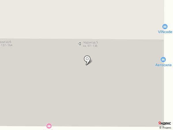 Малахит, ТСЖ на карте Магнитогорска