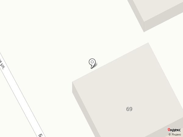 Служба эвакуации автомобилей на карте Магнитогорска