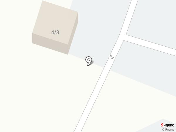 Автомет на карте Магнитогорска