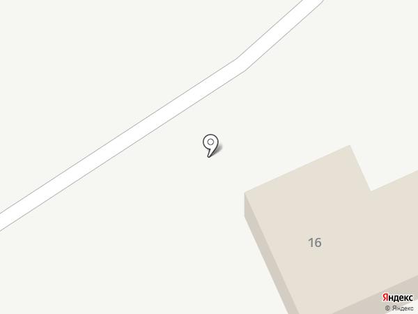 Моторломбард на карте Магнитогорска