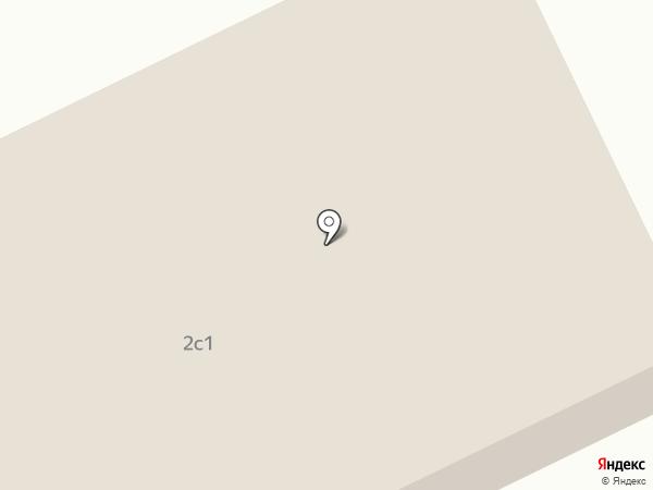 М5 на карте Магнитогорска