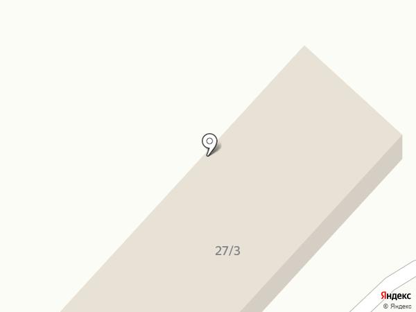 Мой Гараж на карте Магнитогорска