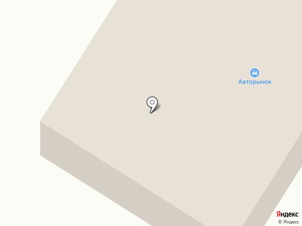 Студия подбора автоэмалей на карте Магнитогорска