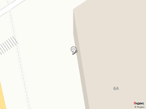 Завод решетчатого настила на карте Магнитогорска