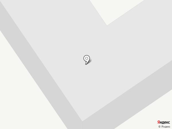 Зеркальный цех на карте Магнитогорска