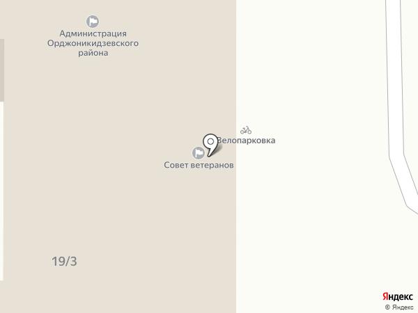 Общественная приемная для пожилых граждан на карте Магнитогорска