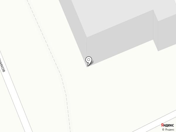 ММК-Метиз на карте Магнитогорска