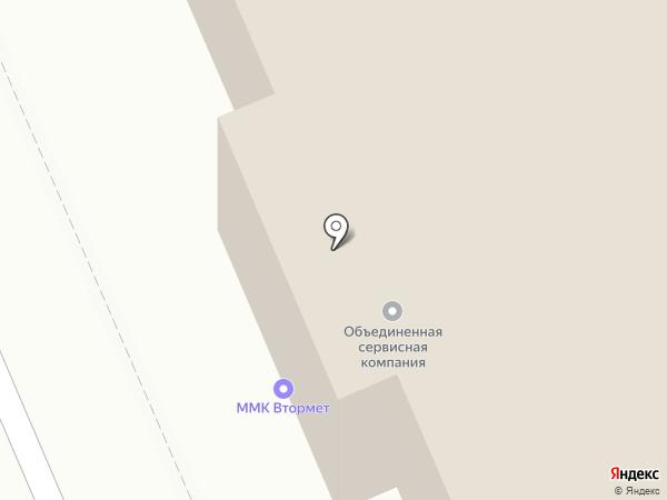 Профит на карте Магнитогорска