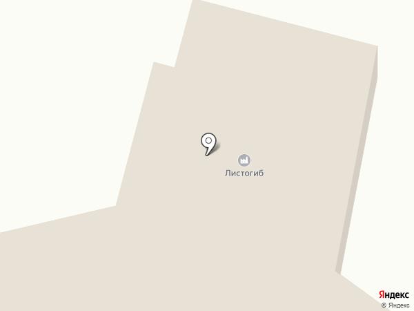 Муравей на карте Магнитогорска