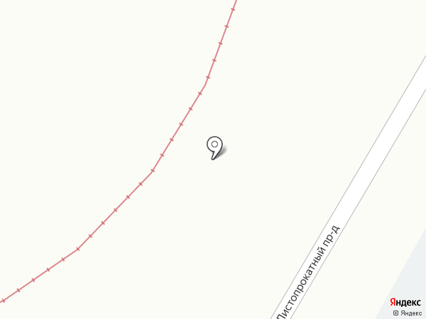 Город*Сад на карте Магнитогорска