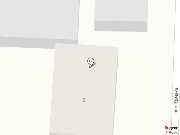 Мебель-Сервис на карте Магнитогорска