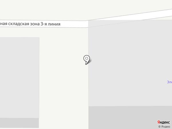 ЭлектроПривод на карте Магнитогорска
