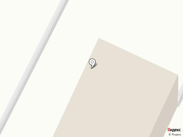 Сириус на карте Магнитогорска