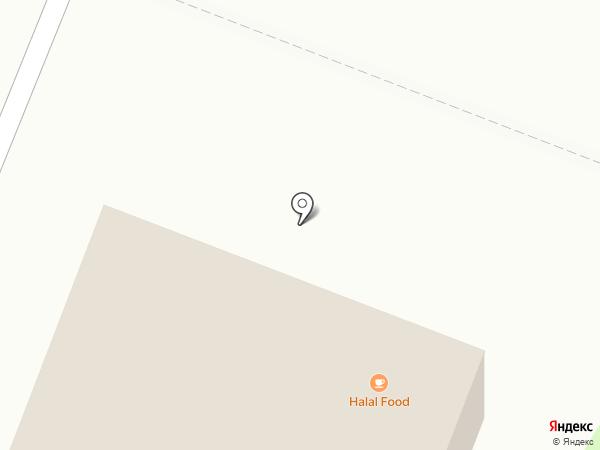 Банно-прачечное хозяйство г. Магнитогорска на карте Магнитогорска