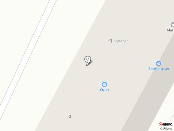Читай-город на карте Магнитогорска