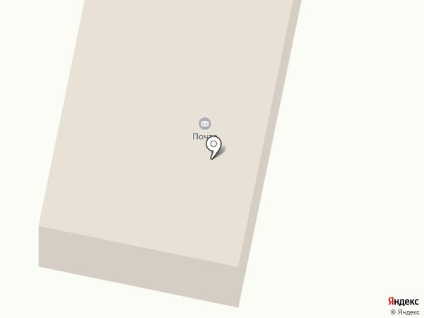 Администрация Степного сельского поселения на карте Степного