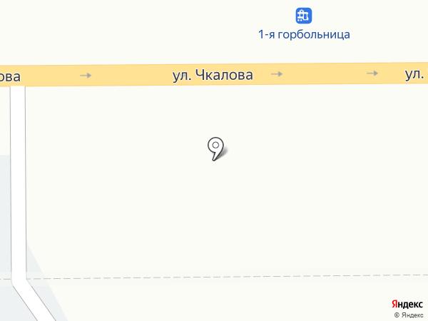 Цветочная лавка на карте Магнитогорска