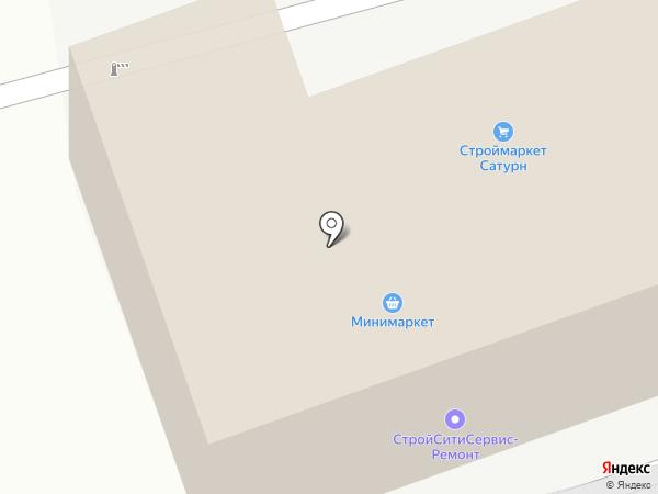 ССС-Р на карте Магнитогорска