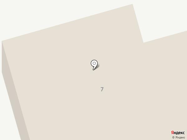 Подъёмник на карте Магнитогорска