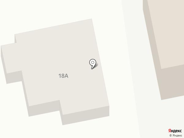 Королевский свайный завод на карте Агаповки