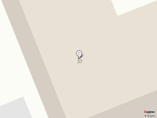 Центральный на карте Агаповки