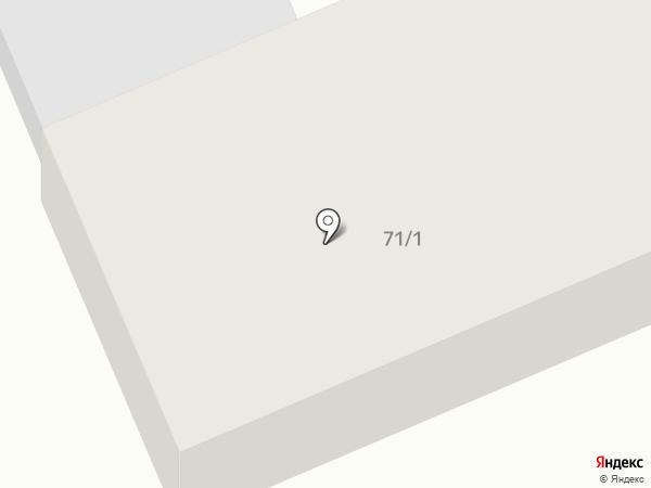 Советский на карте Агаповки