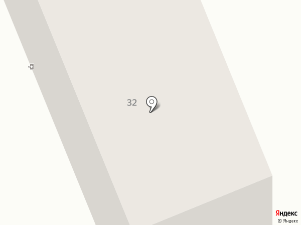 Акватория красоты на карте Агаповки