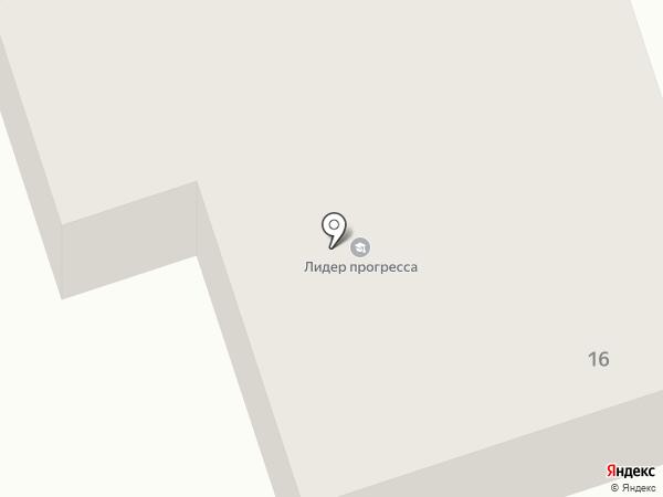 Тополь на карте Агаповки