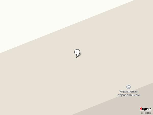 Платежный терминал на карте Агаповки