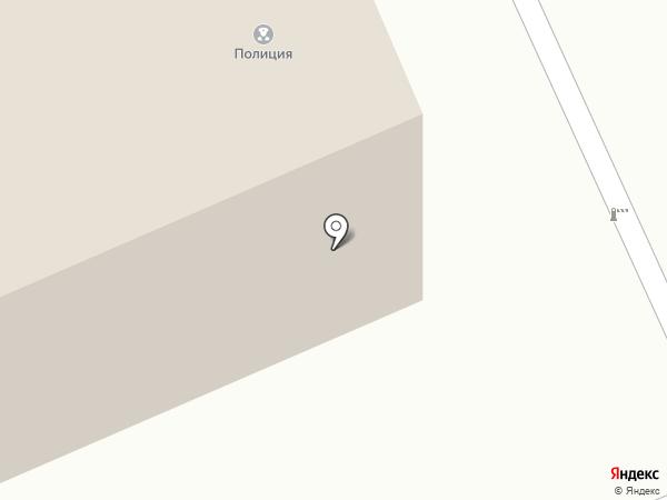 Отдел МВД России по Агаповскому району на карте Агаповки