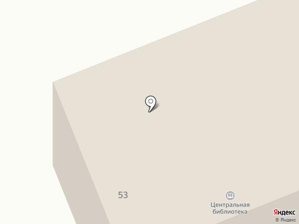 Транспортная компания на карте Агаповки